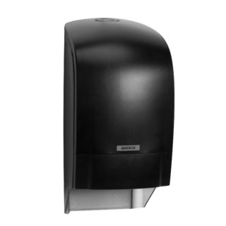 Katrin Inclusive System Toilet Dispenser - Black, WC-paperiannostelija musta