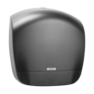 Katrin Inclusive Gigant S Toilet Roll Dispenser - Black