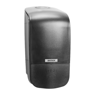 Katrin Inclusive Soap Dispenser 500 ml - Black