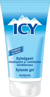 ICY Kylmägeeli 150 ml