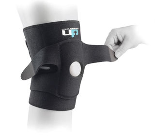 UP Polvituki Ultimate Knee Support One Size, säädettävä