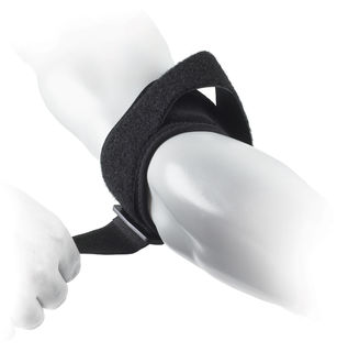 UP Ultimate Tennis Elbow - Black