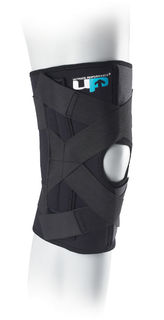 UP Polvituki (L) Wraparound Knee Brace, 40-50 cm