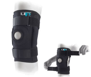UP Polvituki Hinged Knee Brace - Saranoitu XXL