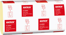 Katrin Classic Hand Towel Non Stop M2 Yellow (15 pkt/sk)