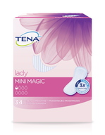 TENA Lady Mini Magic 34 kpl/pss