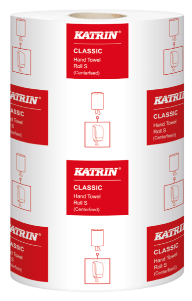 Katrin Classic Hand Towel Roll S 2  (12 rll/sk)